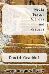 Cover of Media Texts: Authors and Readers EDITIONDESC (ISBN 978-1853592195)