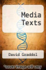 cover of Media Texts