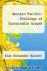 cover of Western Pacific: Challenge of Sustainable Growth