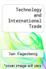 cover of Technology and International Trade