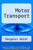 cover of Motor Transport