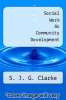 cover of Social Work as Community Development: A Management Model for Social Change