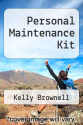 Cover of Personal Maintenance Kit  (ISBN 978-1878513038)
