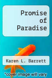 Cover of Promise of Paradise EDITIONDESC (ISBN 978-1878702685)