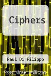 Cover of Ciphers EDITIONDESC (ISBN 978-1878914026)