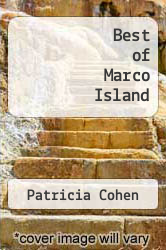 Best of Marco Island by Patricia Cohen - ISBN 9781879685017