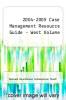 cover of 2004-2005 Case Management Resource Guide - West Volume