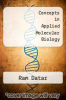 cover of Concepts in Applied Molecular Biology