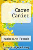 cover of Caren Canier