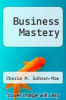 cover of Business Mastery (5th edition)