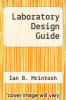 cover of Laboratory Design Guide