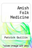 cover of Amish Folk Medicine