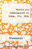 cover of Russia and Commonwealth of Indep. Sts. 2004 ( edition)