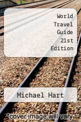 Cover of World Travel Guide 21st Edition 21 (ISBN 978-1902221571)