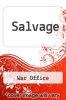cover of Salvage