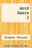 cover of Word Aware 2 (1st edition)