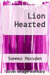 Cover of Lion Hearted EDITIONDESC (ISBN 978-1909624818)