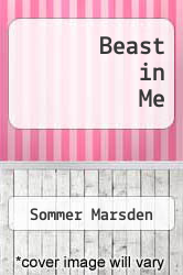 Cover of Beast in Me EDITIONDESC (ISBN 978-1909624825)