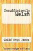 cover of Insufficiently Welsh