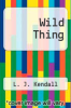 cover of Wild Thing