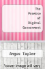 cover of The Promise of Digital Government