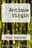 cover of Antique Virgin