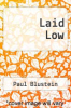 cover of Laid Low