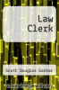 cover of Law Clerk