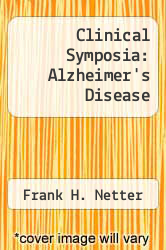 Cover of Clinical Symposia: Alzheimer