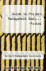 cover of Guide to Project Management Body... -Poster