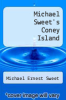 cover of Michael Sweet`s Coney Island
