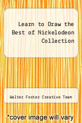 Cover of Learn to Draw the Best of Nickelodeon Collection EDITIONDESC (ISBN 978-1939581198)