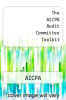 cover of The AICPA Audit Committee Toolkit (3rd edition)