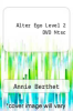 cover of Alter Ego Level 2 DVD Ntsc