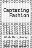 cover of Capturing Fashion