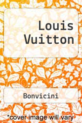 Louis Vuitton A digital copy of  Louis Vuitton  by Bonvicini. Download is immediately available upon purchase!