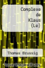 cover of Complexe de Klaus (Le)