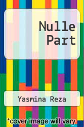 Cover of Nulle Part EDITIONDESC (ISBN 978-2226168054)