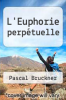 cover of L`Euphorie perpAtuelle