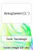 cover of Aveuglement(l`)
