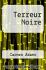 cover of Terreur Noire