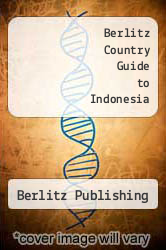 Cover of Berlitz Country Guide to Indonesia EDITIONDESC (ISBN 978-2831505701)