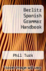 cover of Berlitz Spanish Grammar Handbook (2nd edition)
