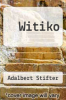 cover of Witiko (2nd edition)