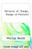 cover of Patterns of Change, Change of Patterns