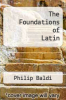 cover of The Foundations of Latin