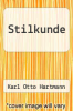 cover of Stilkunde (4th edition)