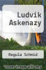 cover of Ludvik Askenazy (1st edition)
