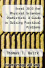 cover of Excel 2010 for Physical Sciences Statistics: A Guide to Solving Practical Problems (1st edition)