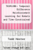 cover of TEXPLORE: Temporal Difference Reinforcement Learning for Robots and Time-Constrained Domains (1st edition)